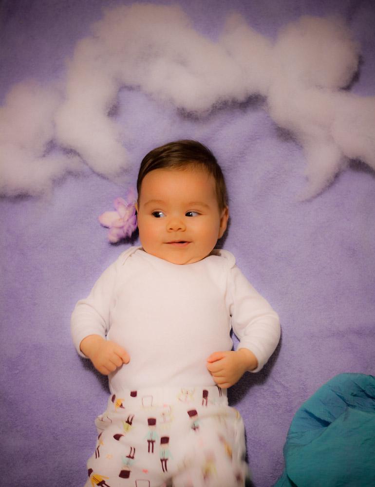 Baby portrait // Victoria BC Baby Photographer