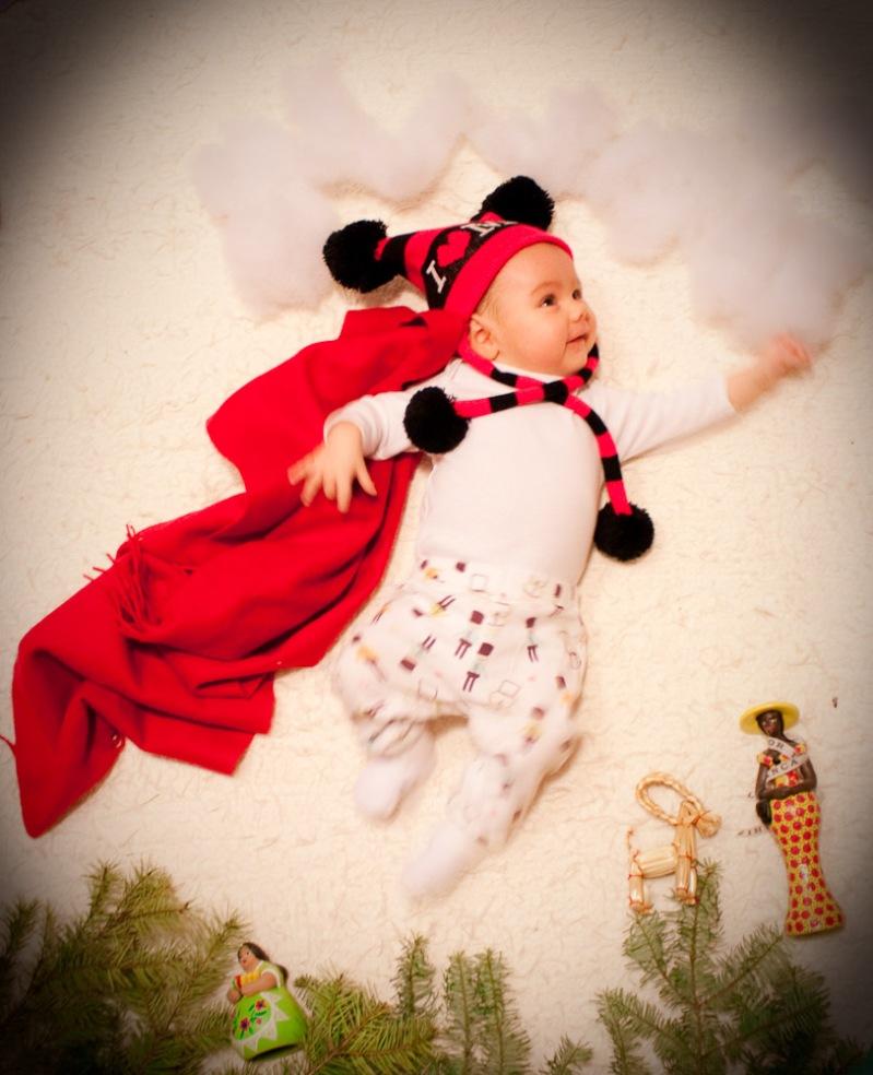 Baby portrait// Victoria BC Baby Photographer